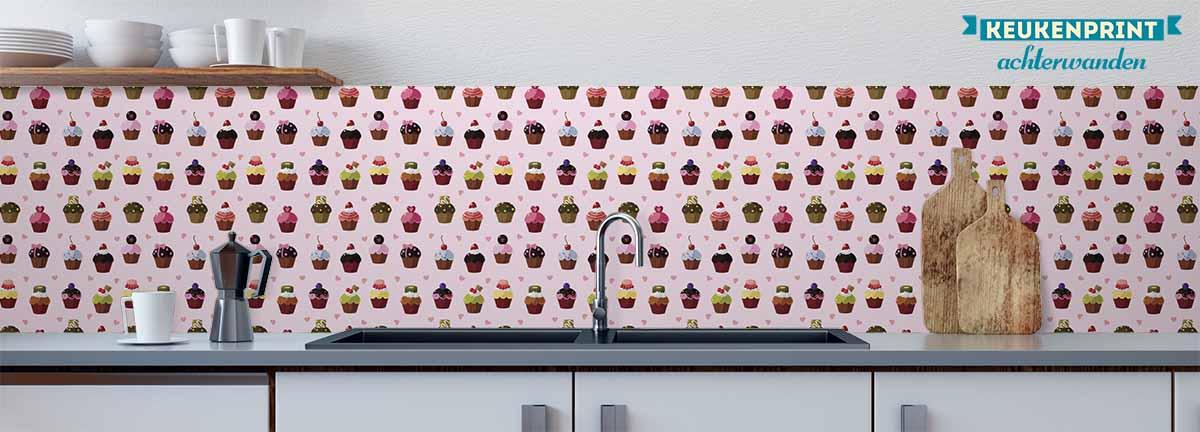 cupcakes_Keukenprint