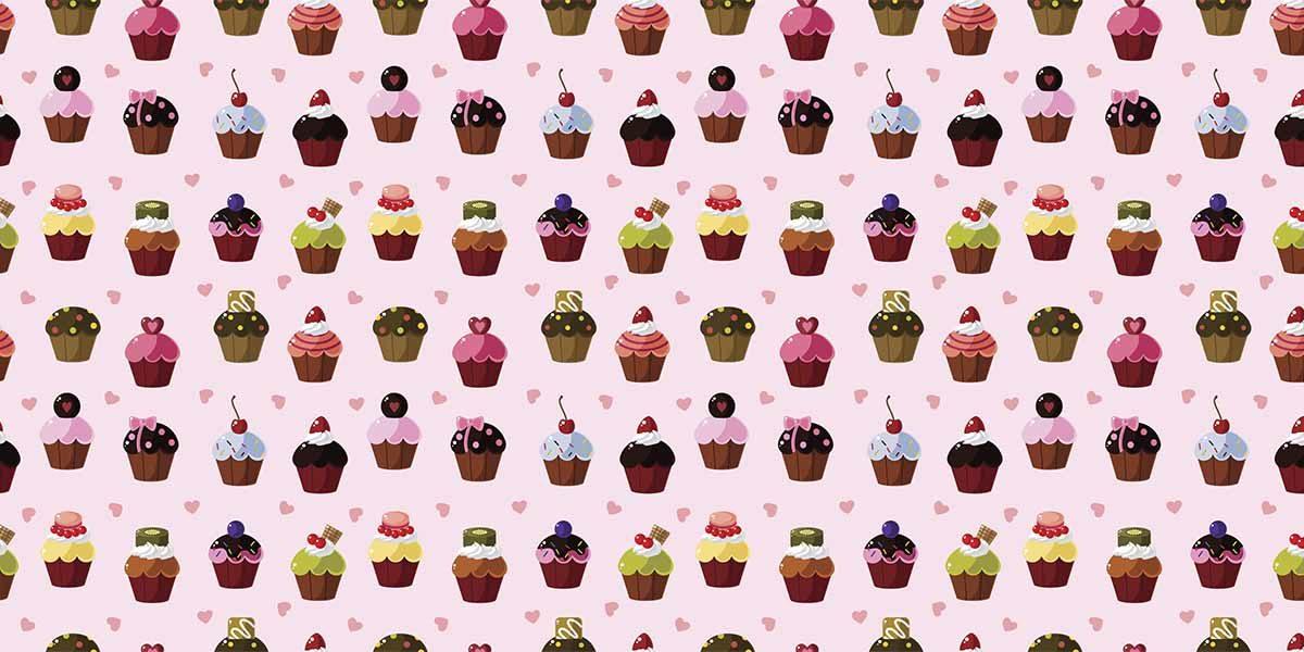 cupcakes_Keukenprint_volledig