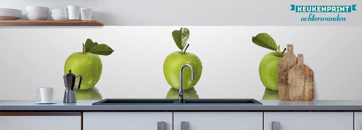 green_apples_Keukenprint
