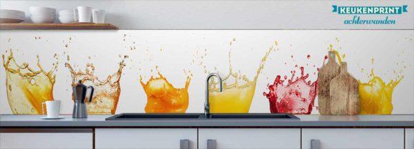 raindrops-keukenprint