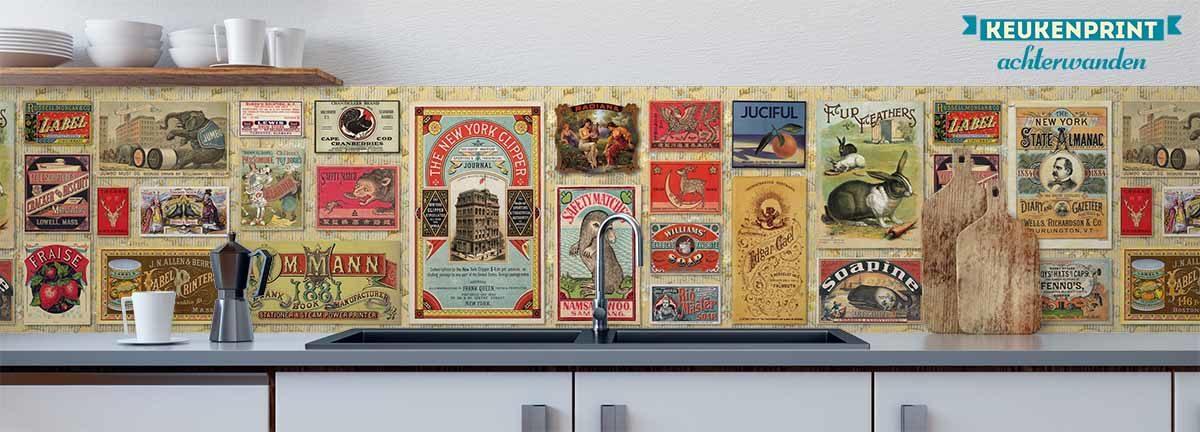 vintage_labels_Keukenprint