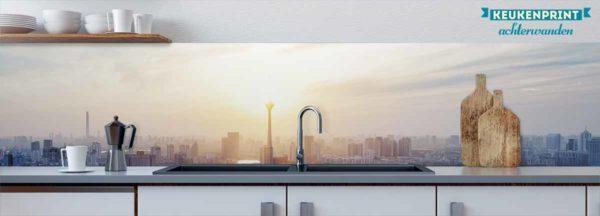 big_city_Keukenprint