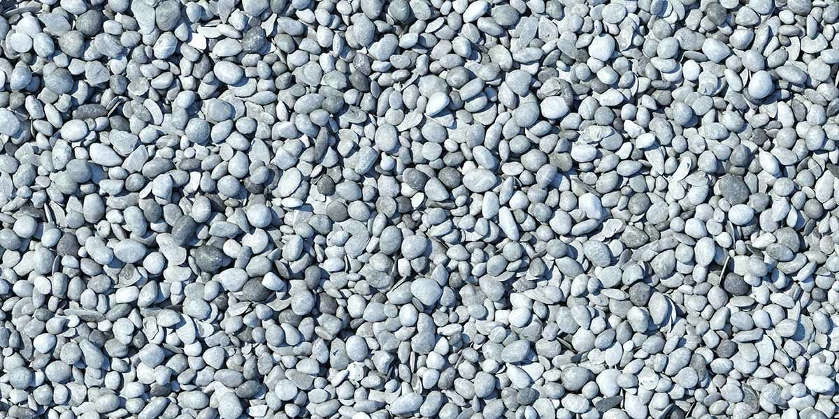 blue-pebbles-keukenprint-volledig