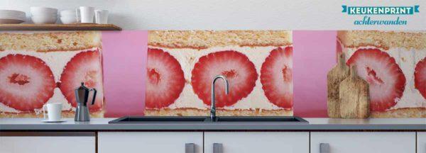 fraisier_Keukenprint