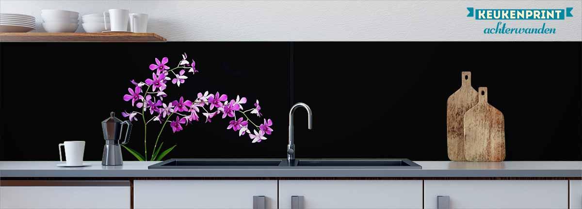 orchidee_2_Keukenprint