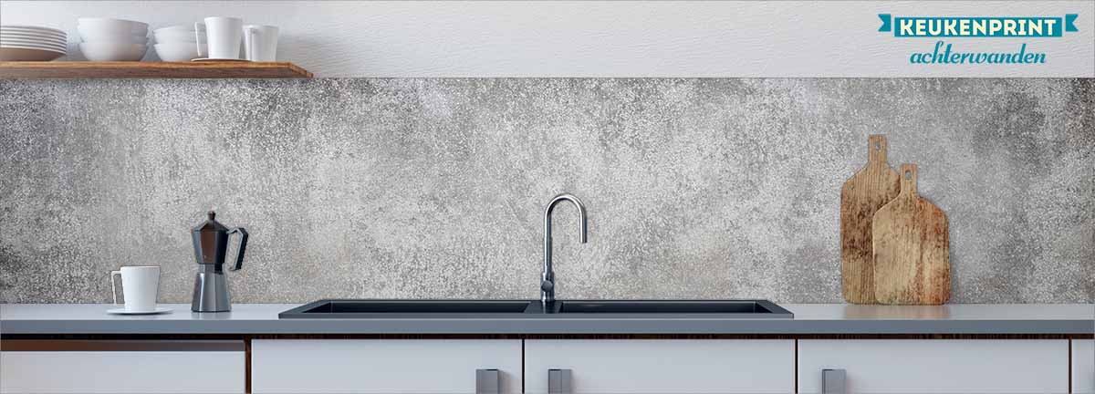 oud-beton-keukenprint