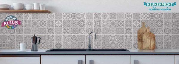 portugese-tegeltjes-grafisch-grijs-keukenprint