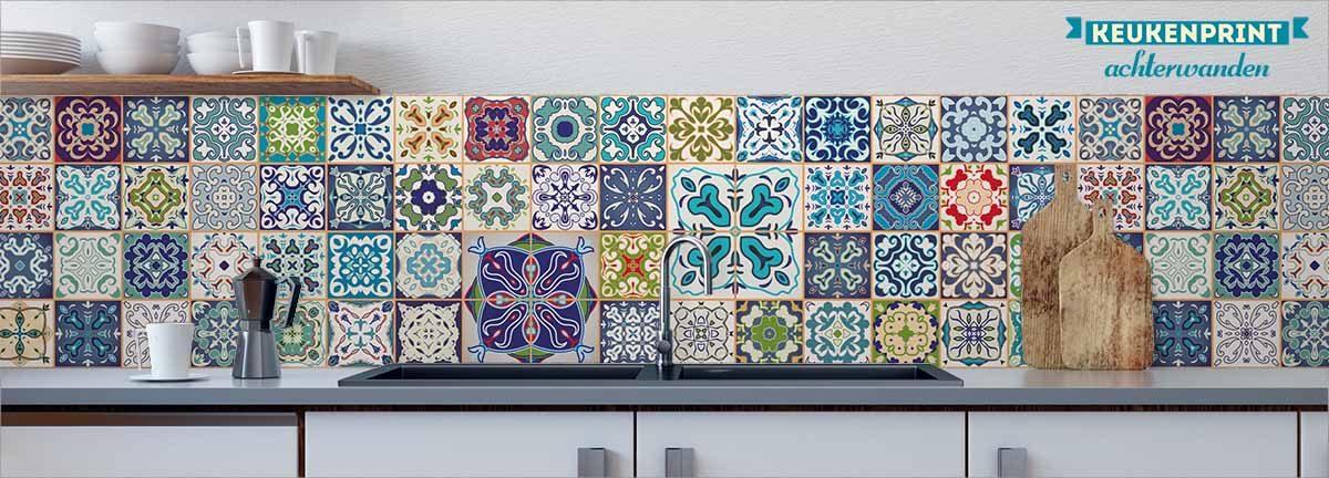 portugese-tegeltjes-grafisch-kleur-keukenprint