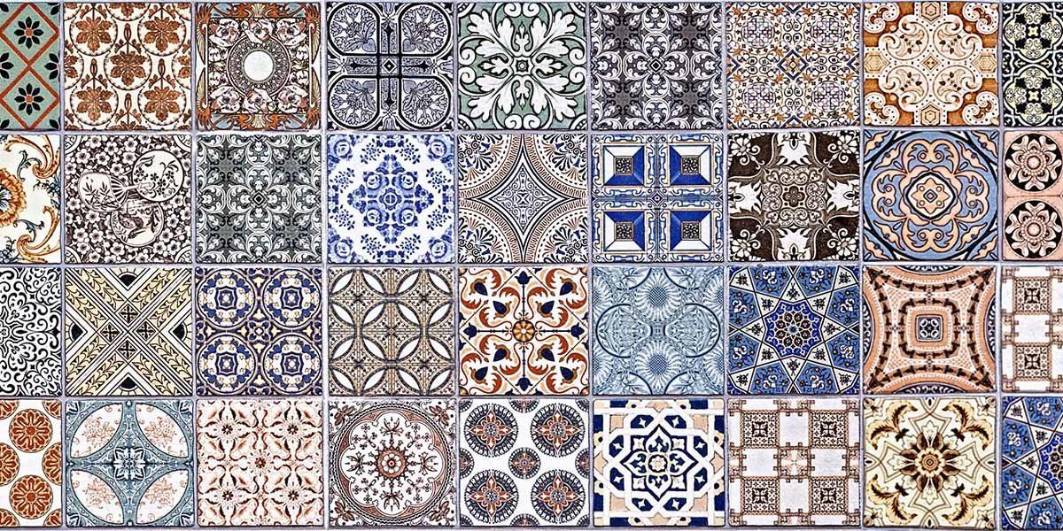 portugese-tegeltjes-kleur-keukenprint-volledig