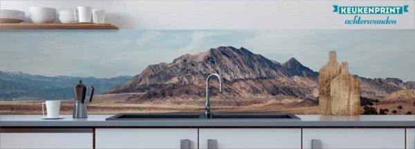 woestijnberg_Keukenprint