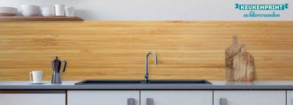 bamboo-plate-keukenprint